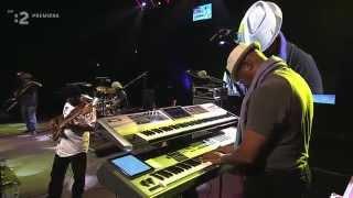 Bratislavske Jazzove Dni 2014 - Victor Wooten Band
