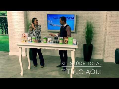 Merchan Saúde Total - Ao vivo Rede TV