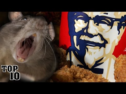watch Top 10 Shocking Fast Food Facts