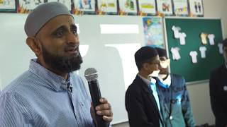 A Day In The Life of Zain Bhikha: The ACE Workshop