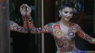 H0T Urvashi Rautela At A Salon Launch