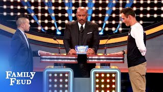 MAMMA MIA! It's kicking off with Mama Mai! | Celebrity Family Feud