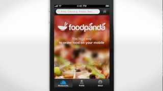 Best FREE food app - foodpanda
