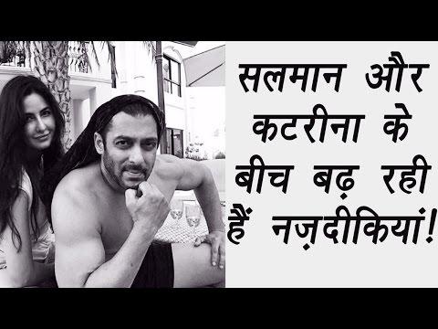 Xxx Mp4 Salman Khan And Katrina Kaif Getting CLOSER Know Here FilmiBeat 3gp Sex
