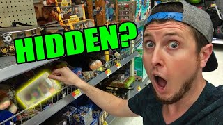 SECRET RARE PULLED IN HIDDEN POKEMON CARD SEARCHING IN STORE! Ep 46
