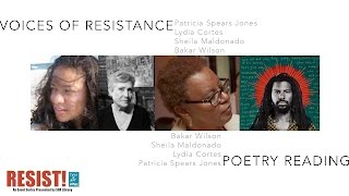 Voices of Resistance: Poetry Reading