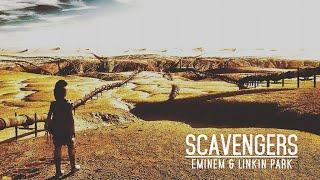 Eminem & Linkin Park - Scavengers [After Collision 2] (Mashup)