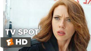 Captain America: Civil War TV SPOT - The Safest Hands (2016) - Chris Evans Movie HD
