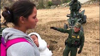 بين الولايات المتحدة والمكسيك.. مهاجرون حالمون وسياج.. فمن يعبر وكيف يعبر؟ …