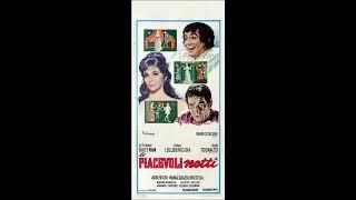 Le piacevoli notti - Gino Marinuzzi Jr. - 1966
