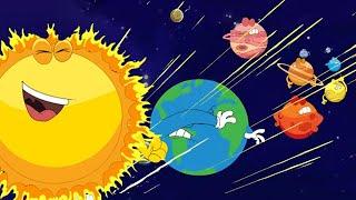 Rat-A-Tat| 'Flight to the Space'|Chotoonz Kids Funny Cartoon Videos