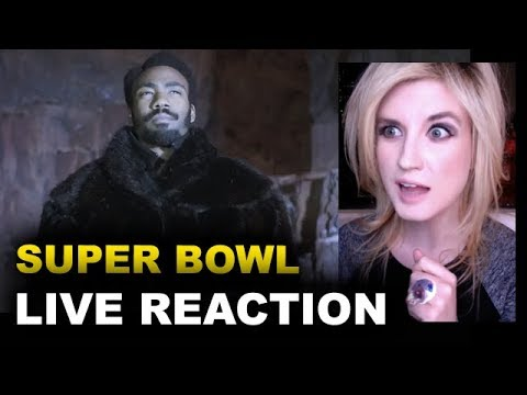 Xxx Mp4 Solo A Star Wars Story Trailer REACTION Super Bowl 3gp Sex