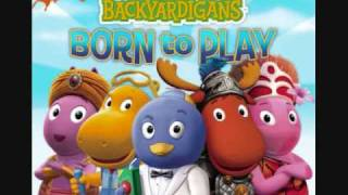 14 Lady in Pink *(Feat. Cyndi Lauper) - Born to Play - The Backyardigans