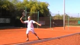 Nikolay Petrov Tennis