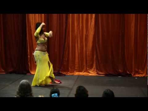 Sahar at Redwood Coast Bellydance Festival