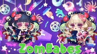 LINE Play - Night Of The Zombies Fashion