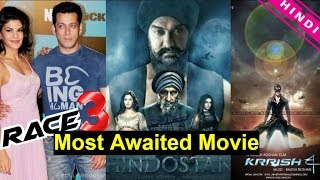 Top 5 Most Awaited Upcoming Bollywood Movies in 2018  | The Topic