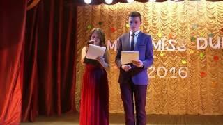Mini miss Dubno 2016