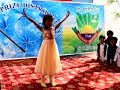 pyari maan mujko teri dua chahiye solo performance of a little school kid girl 2017