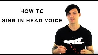 How To Sing In Head Voice - Singing Tips For How To Sing And Build Your Head Voice (Part 1)