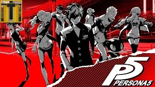 [21] PERSONA 5- Guess we are ordering a maid service