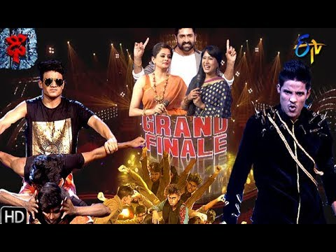 Xxx Mp4 Dhee 10 Grand Finale 11th July 2018 Full Episode ETV Telugu 3gp Sex