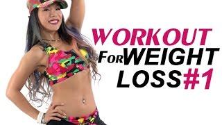 30 Mins Dance Fitness Workout for weight loss #1| Giảm mỡ bụng với bài tập nhảy 30 phút mỗi ngày
