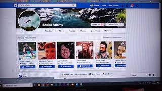 How to move to MeWe from Facebook - Step 1