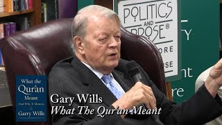 """Gary Wills, """"What the Qur"""
