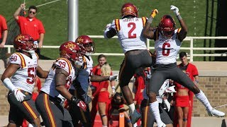 HIGHLIGHTS: Iowa State Notches Blowout Win Over Texas Tech | Stadium
