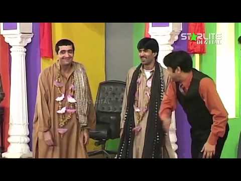 Xxx Mp4 Zafri Khan And Sajan Abbas New Pakistani Stage Drama Full Comedy Clip 3gp Sex