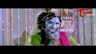 Pandurangadu Comedy Scene | Bala Krishna's getup as hot actress Tabu