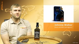 Whisky.com News: Johnnie Walker's Ghost And Rare