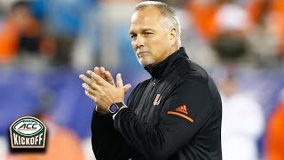Miami Motivated By 2017 Finish | 2018 ACC Kickoff
