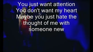 Charlie Puth - Attention [Lyrics]