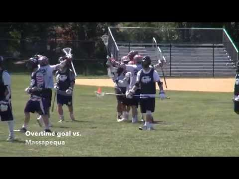 Nick Yi (Class of 2019) Summer Lacrosse Highlights 2016
