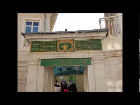 04101.15 Aziz Mahmut Hüdayi cami sabah namazı zikir ve sohbet