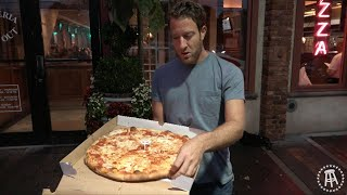 Barstool Pizza Review - Umberto