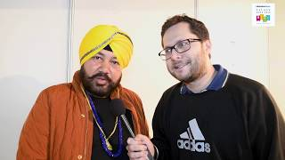 Daler Mehndi on his love for food at the HT Palate Fest 2018