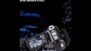 Camera Camcorder Onshowy Remote Control Infrared Night Vision Handy Camera HD