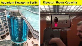 Times Elevators Surprised People With Genius Design Solutions