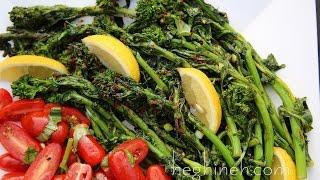 Rapini Recipe - Heghineh Cooking Show