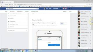 [ May 2017] How To Set Up Auto Reply In Facebook Messenger