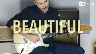 Christina Aguilera - Beautiful - Electric Guitar Cover by Kfir Ochaion
