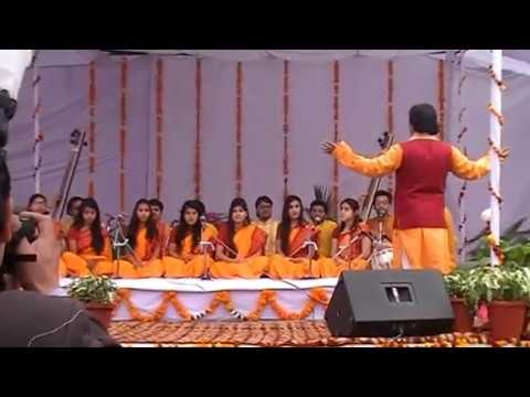 Xxx Mp4 Jaya Jaye Bhagawati Raag Basant Bhajan Students Of The Faculty Of Music Fine Arts DU 3gp Sex