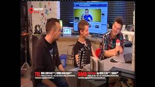 Rozhovor s Dolls In The Factory v pořadu Mixxer / TV Óčko