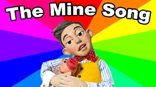 What is the mine song meme? A look at the origin of the lazy town stingy mine song meme