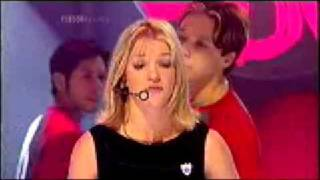 Britney Spears - Born To Make You Happy | Blue Peter