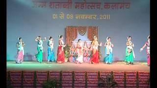 BANLA DANCE  EKLA CHALO RE  2011