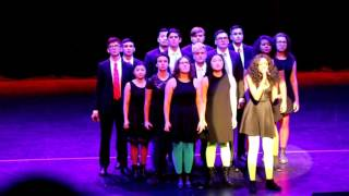 Voices in Your Head - ICCA Finals 2017 (Revolution - How Deep Is Your Love - Mercy/Angels)